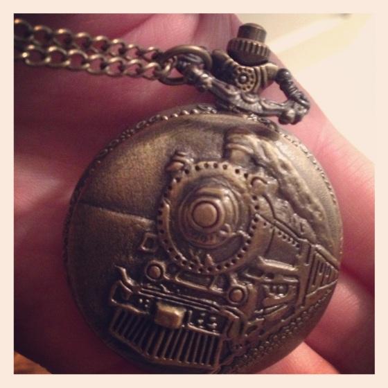 train locket