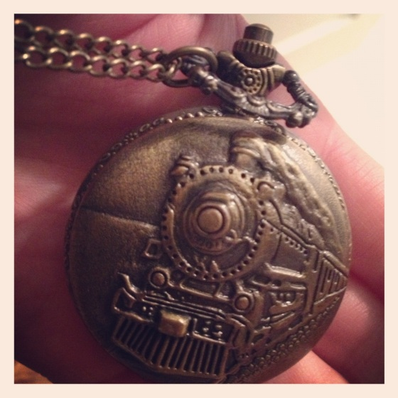 train locket