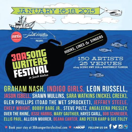 30A-Songwriters-Festival-2015-Lineup-Poster